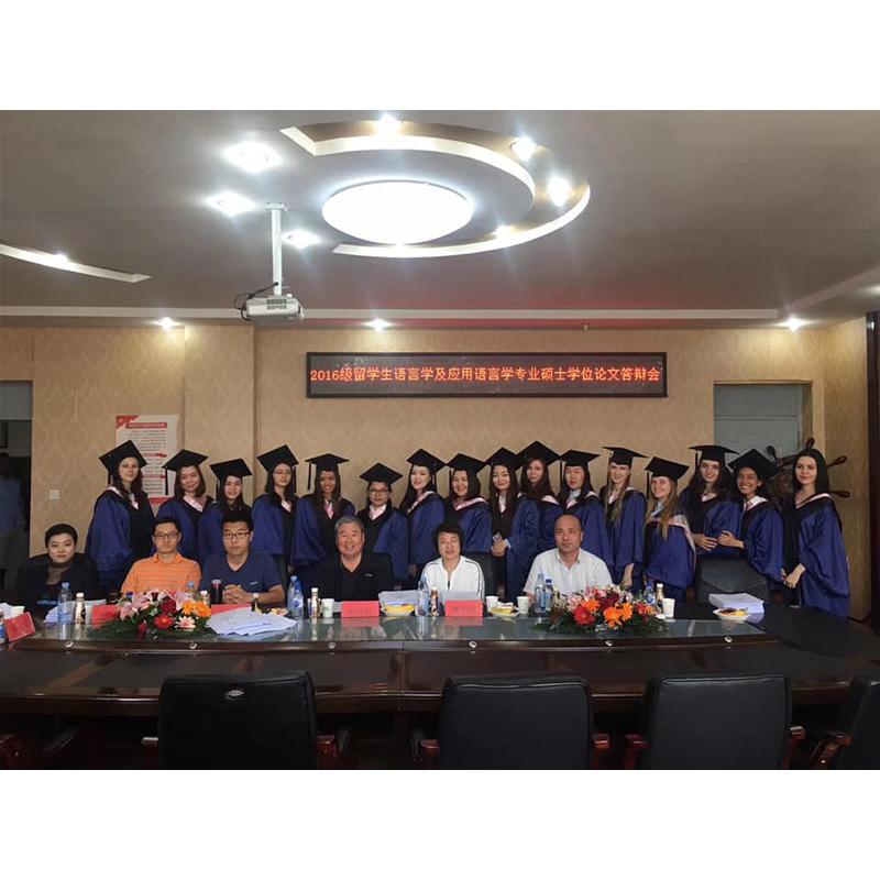 mbbs fees jilin college