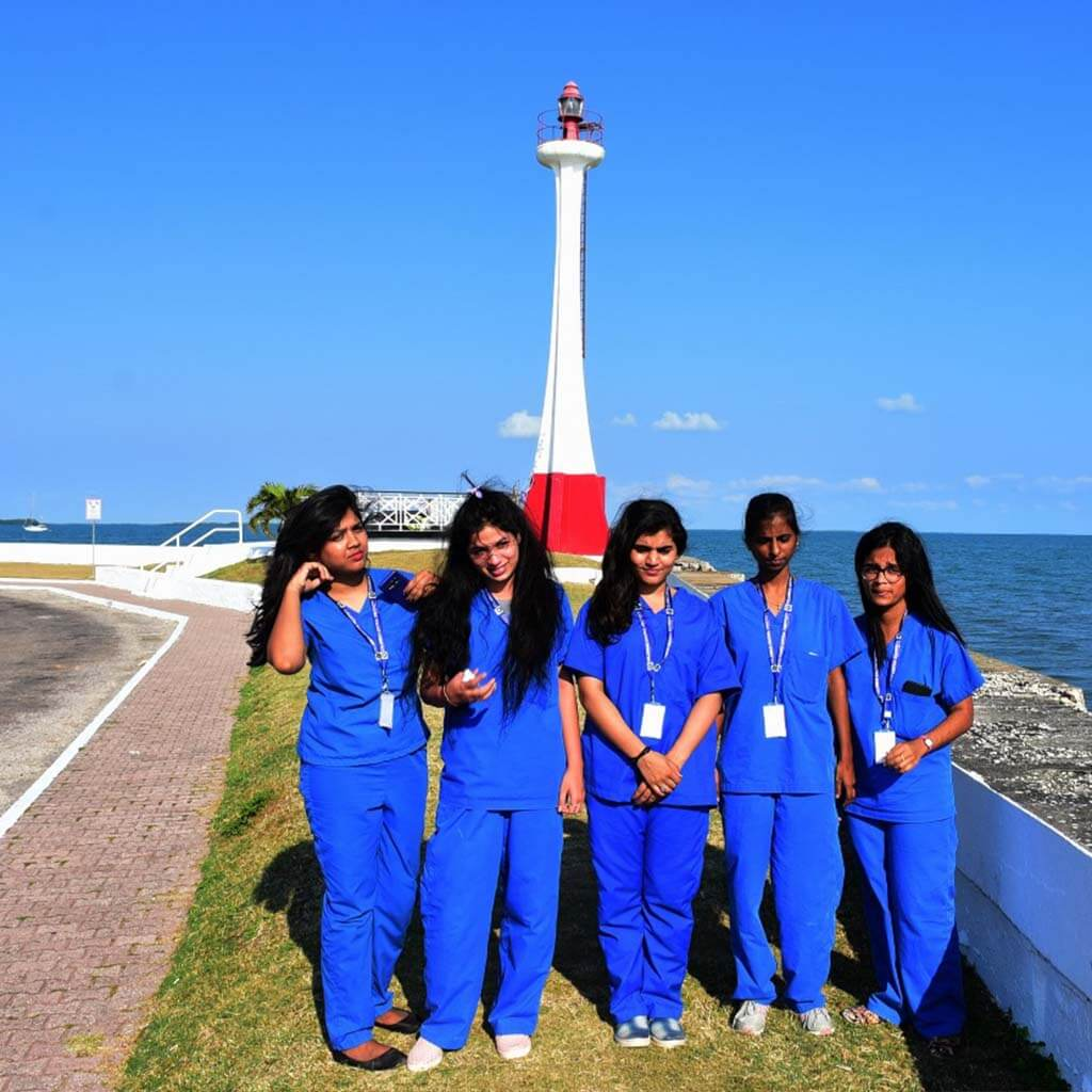 belize medical indian students