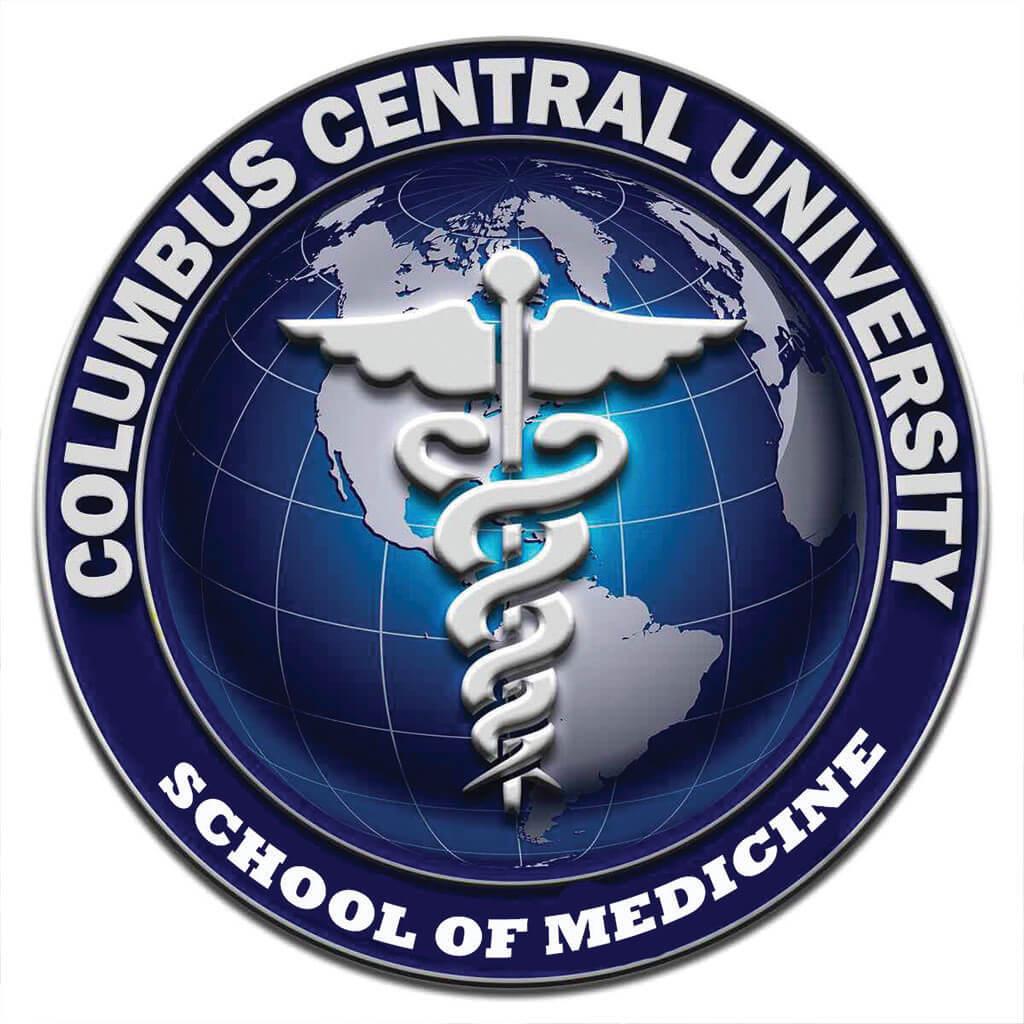 columbus central university logo