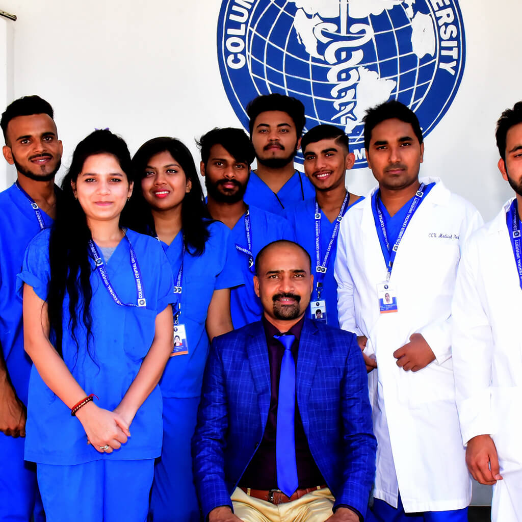 mbbs medicine columbus central university