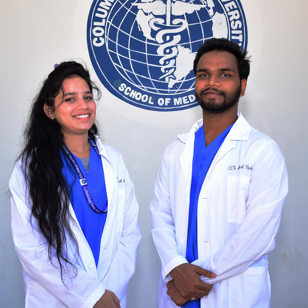mbbs study central america columbus central university