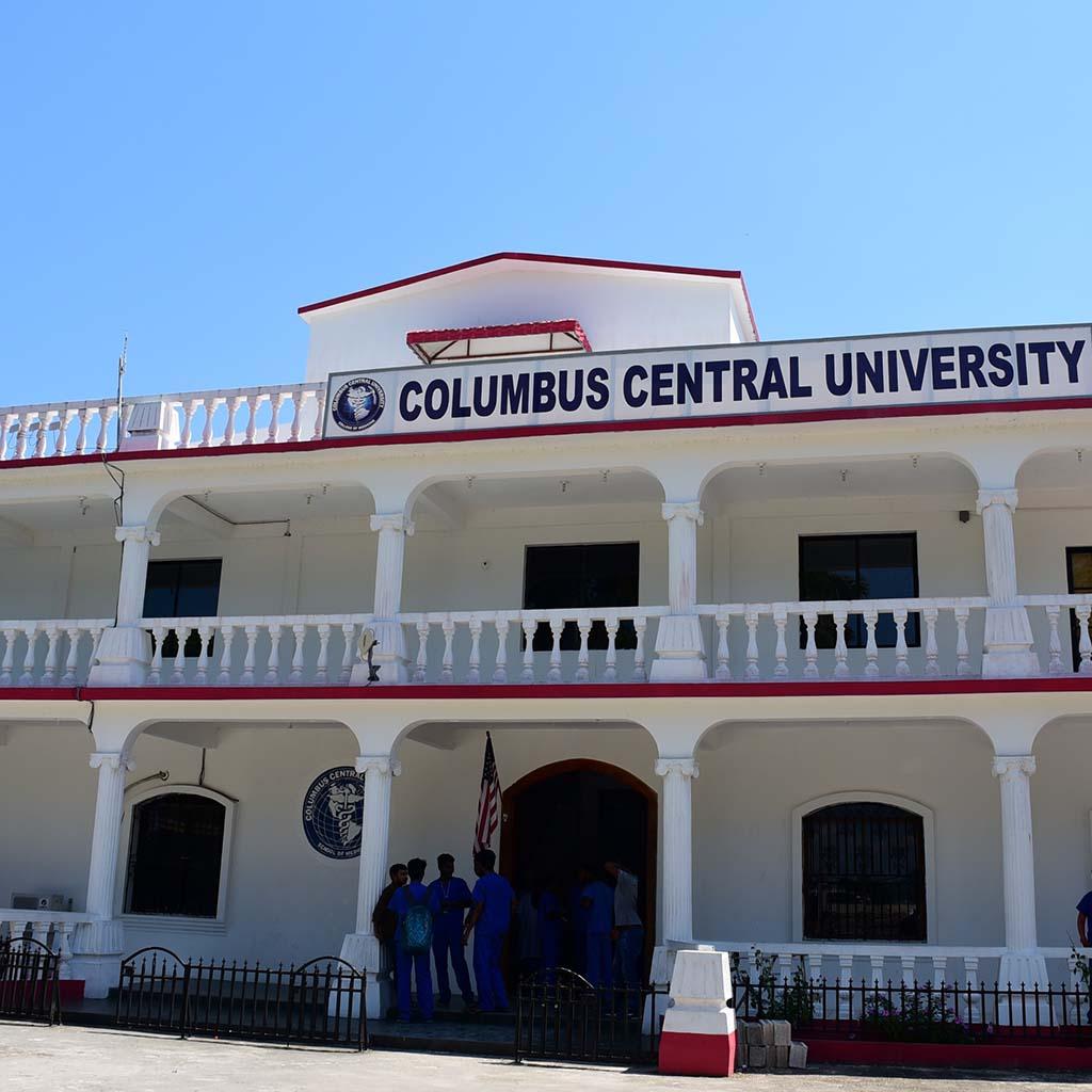 medical study columbus central university.