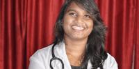 E Kajal Abroad MBBS Graduate
