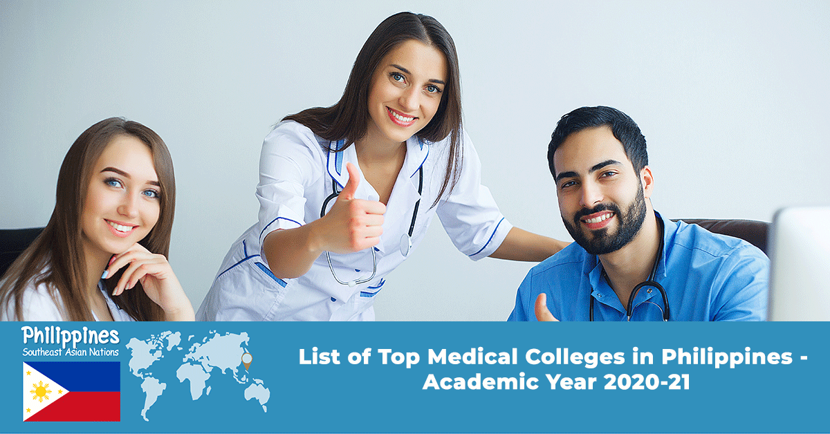List Of Best Medical Colleges In Philippines For Indian Students