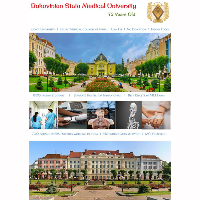 bukovinian state medical university ukraine