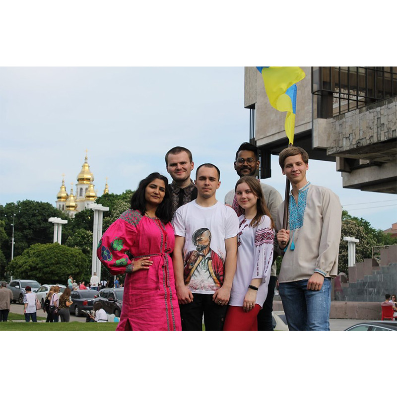 kharkiv national medical university indian students