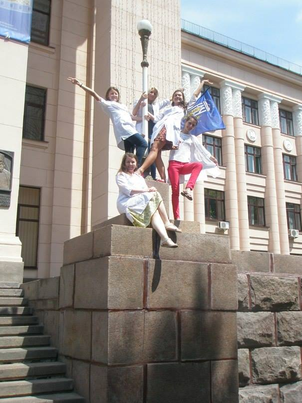 mbbs program ukraine national medical bogomolets university